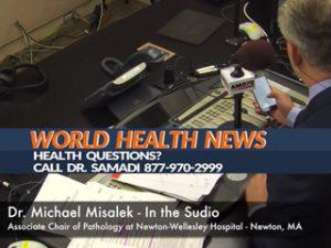 Dr. David Samadi with Dr. Michael Misalek on Gleason Score
