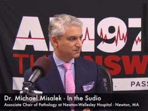 Dr. David Samadi with Dr. Michael Misalek on Second Opinions – Secret Weapon