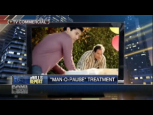 """Dr. Samadi Discusses Low T and """"Manopause"""""""